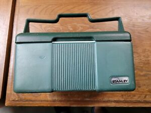 Vintage Green STANLEY Aladdin Insulated Divided Lunch Box MADE IN USA