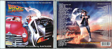 Back To The Future Alan Silvestri Limited 2cd Import complete score + alternates