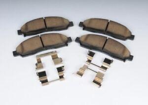 Frt Disc Brake Pads ACDelco GM Original Equipment171-661