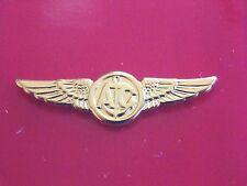 Us Navy Naval Flight Aviation Aircrew Wing Mess Dress Mini Qualification Badge G