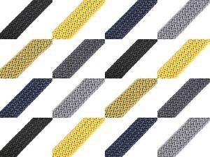 1m Taschengurt - Gurtband geflochten - Baumwollmischung - 30 mm - Farben