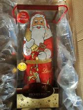 XXL LINDT Schokolade Weihnachtsmann 1000g, 44 cm Geschenk Weihnachten NEU & OVP