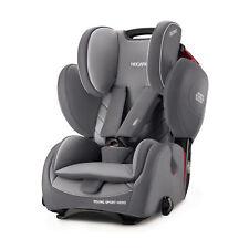 Recaro Young Sport Hero Aluminium Grey Child Seat (9-36 kg) (19-79 lbs) Germany