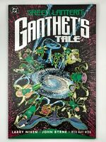 GREEN LANTERN GANTHET'S TALE (1995, DC ) Graphic Novel Comic LARRY NIVEN JOHN A.