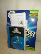 Brainetics Math Memory System Complete 5 DVD Set Playbook Flash Cards BRAND NEW