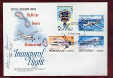 Aviation Decimal British First Day Covers Stamps