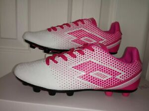 Lotto Spectrum Elite Girl's Firm Ground Soccer Cleats Size 6 Youth NEW IN BOX!!
