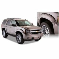 Bushwacker 40937-02 Fender Pocket Style, Set of 4 For 07-14 Chevrolet Tahoe