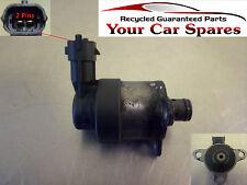 SAAB 9-3/93/Vauxhall Signum/Zafira B 1.9 CDTI-Sensore di pressione del carburante