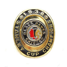 1938 Stanley Cup Champions Chicago Blackhawks, Championship Ring, All Size