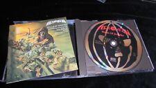 Helloween – Walls Of Jericho 1997 NOISE ex/mint CD metal power