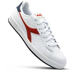 DIADORA Mens Trainers Classic Sneakers Original GAME P 101.160281-C8181