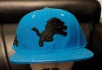 Pro Standard Men's NFL Detroit Lions Logo Hat Baseball Cap! New! Free Shipping!