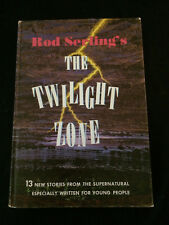Rod Serling'S The Twilight Zone Adapted by Walter Gibson(The Shadow) Hardcover