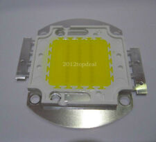 30W 10000K High Power led Chips for FloodLight high bay light source Cold White