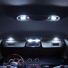 Audi A5 S5 Interior LED Bulbs Kit - XENON WHITE LED INTERIOR LIGHTS Error Free