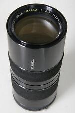 Tamron Adaptall 85-210mm, f/4.5 lens - manual focus