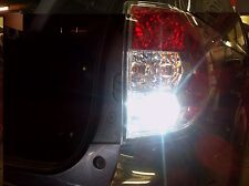 T20 SMD cree projector white LED bulb/globe subaru forester 2009+ reverse lights