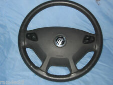 00 01 02 03 OEM Mercury Sable Steering Wheel with Airbag & Cruise Control Button