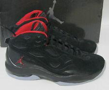 Nike Air Jordan Schoolin' (Black/Varsity Red-Stealth 364808-061- Size 8