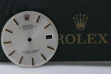 Vintage Rolex Silver Stick Dial for 1603 Slow Set INV #295
