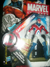 MARVEL UNIVERSE CAPTIAN BRITAIN SERIES 2 #026