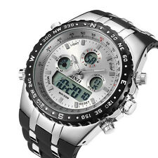 Men Watches Luxury Sport Watches Men's Wrist Watch Military Digital LED Watches