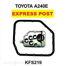 Transgold Automatic Transmission Kit KFS219 Fits Toyota Corolla AE95 AE96