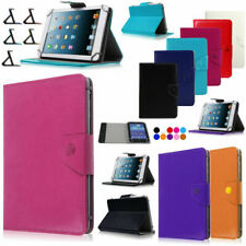 Hot Folio Leather Case Cover Stand For T-Mobile Alcatel Android Tablet PC 8