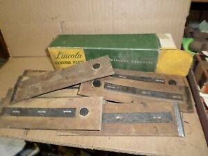 1949 1950 1951 1952 1953 1954 lincoln nos rear spring pad inserts 8M-5586-UP