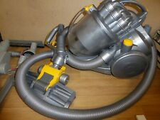 DYSON DC08 Allergy Vacuum Cleaner with attachments WORKING