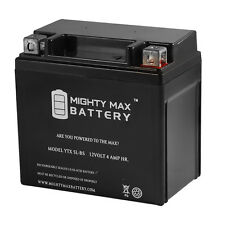 Mighty Max YTX5L-BS 12V 4AH Battery for Yamaha TW 200 Trailway TW200BC