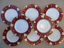 Unboxed Dinner Plate British Royal Crown Derby Porcelain & China