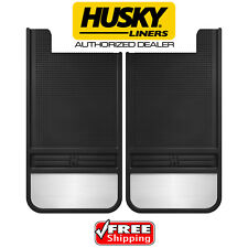 HUSKY MudDog Rear Mud Guards Flaps for Chevy Silverado 1500 2500HD 3500 HD 55101