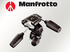 Manfrotto 804 RC2 Counter Balance 3 way  Pan Tilt Head with Quick Lock