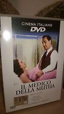 """FILM IN DVD : """"IL MEDICO DELLA MUTUA"""" - Commedia, Italia 1968"""