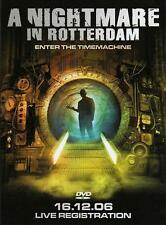 A NIGHTMARE IN ROTTERDAM = THE LIVE REGISTRATION 2006 = DVD = HARDCORE GABBER