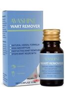 Avashine Wart Remover, Natural Herbal Formula, Fast-acting, 10mL 0.35 Fl Oz