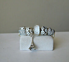 Authentic  Pandora  charm Set of 6 Pre Owned