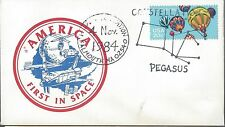 11/4/94 Falmouth Ma, Constellation Pegasus First in Space