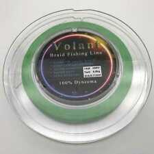 15LB 200M GREEN COLOR FISHING LINE 100% DYNEEMA PE LINE BRAID LINE