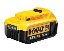 NEW Genuine Dewalt DCB182 18v 4.0Ah XR Li-Ion 4ah Lithium Slide Battery