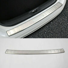 For Nissan Altima 2019 Steel Outer Trunk Rear Bumper Protector Plate Cover Trim