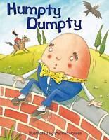 Humpty Dumpty - Jigsaw & Book (Board Book & Giant Jigsaw), Stephen Holmes , Acce