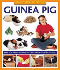 How To Look After Your Guinea Pig: A practical guide to caring for-ExLibrary