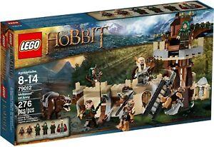 LEGO 79012 The Hobbit - Mirkwood Elf Army - Retired Brand New