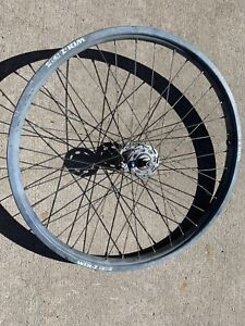24 Inch Front ACS Z Rim With Sunshine Hub, Old School Bmx, Hutch Gjs Mongoose