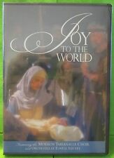 Joy to The World Featurig the Mormon Tabernacle Choir and Orchestra at TempleSqr