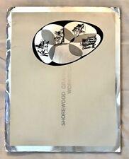 SHOREWOOD GRAPHIC WORKSHOP Folder Alex Katz Richard Lindner Romare Bearden Baj++