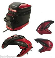 Ducati Tank Cover & Tank Bag & Sidebags Set Hypermotard 796 1100 Red